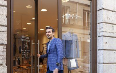 Découverte du costume sur-mesure à Lyon avec Alexis Déjardin