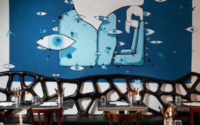 Sapnà Restaurant à Lyon